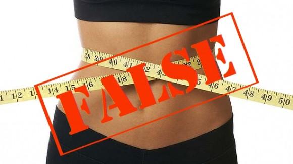 Los 10 mitos falsos sobre las dietas